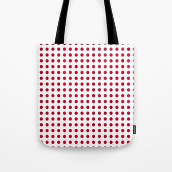 Abstract from the flag of japan – japanese,red,sun,asia,nippon,tokyo,edo,osaka,nagoya,ikebana,noh. Tote Bag by oldking