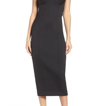 Misha Collection Gabrielle Midi Dress (Nordstrom Exclusive) | Nordstrom