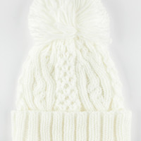 Fox Legendary Beanie Ivory One Size For Women 26474516001