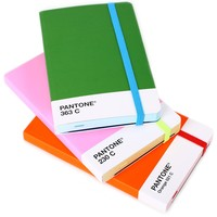Pantone Universe Notebook A6 Green 363C