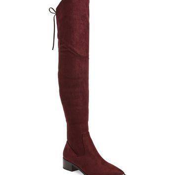 Marc Fisher LTD. Yuna Over the Knee Boot (Women) (Narrow Calf) | Nordstrom