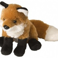 "Mini Red Fox 8"" By Wild Republic"