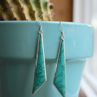 The Turquoise Mile Earrings