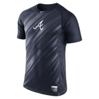 Nike Pro Core Speed Raglan Fitted 1.5 (MLB Braves) Men's Shirt
