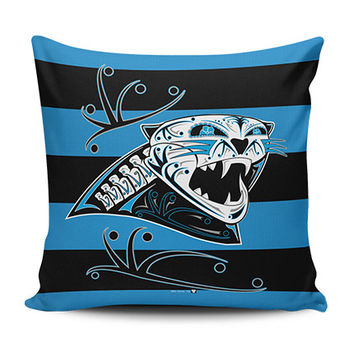 Panthers Limited Edition Sugar Skull Pillow Covers