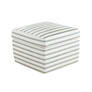 J.Crew Ceramic Jewelry Box
