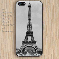 iPhone 4/4s 5s 6 case eiffel tower dream catcher colorful phone case iphone case,ipod case,samsung galaxy case available plastic rubber case waterproof B632