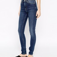 Weekday Thursday High Waist Skinny Jean