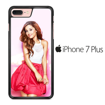 Ariana Grande Pink iPhone 7 Plus Case