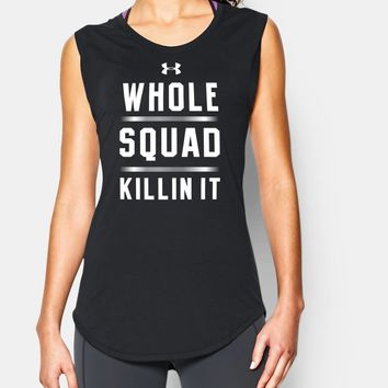 Women's UA Whole Squad Tunic | Under Armour US