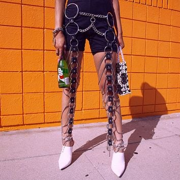 Space Cowgirl Chaps