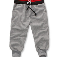 Men loose-fitting sweatpants