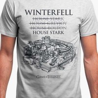 HOUSE OF WINTERFELL - GAME OF THRONES OFFICIAL