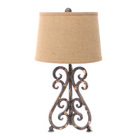 Teton Home Table Lamp