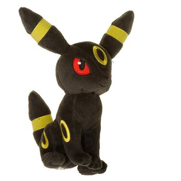 "Umbreon ~9"" Mini-Plush Evolution of Eevee Series  Plush toy doll Childrens Gift Toy Kids"