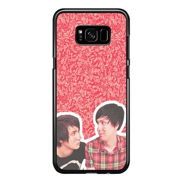 Dan And Phil 04 Samsung Galaxy S8 Plus Case