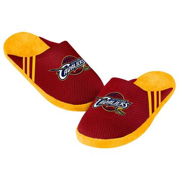 Cleveland Cavaliers Jersey Slide Slippers - Men (Cav Team)