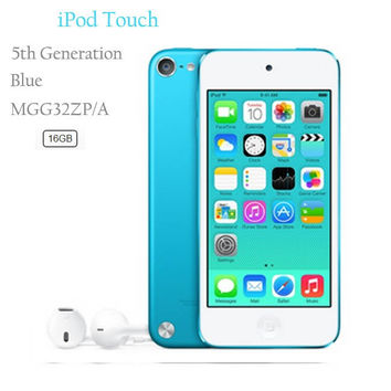 APPLE iPOD TOUCH 16GB 5th GEN (2014 MODEL) BRAND NEW MGG32ZP/A