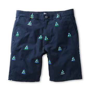 Stussy Catamaran Ship Chino Shorts
