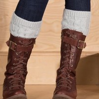 The Royal Standard | Boot Cuffs