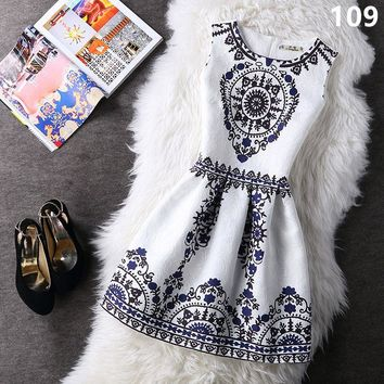 New Bottoming Dress Women Summer Style Dress Vintage Sexy Party vestidos Plus Size Female Maxi Boho Clothing Bodycon Robe LW153