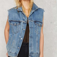 After Party Vintage One of the Boys Levi's Denim Vest