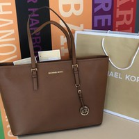 $298 Michael Kors Handbag MK Purse Saffiano Bag