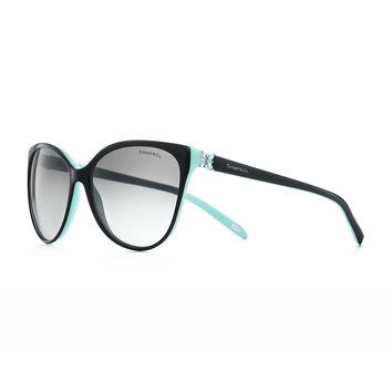 Tiffany & Co. - Tiffany Victoria®:Cat Eye Sunglasses