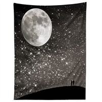 Shannon Clark Love Under The Stars Tapestry