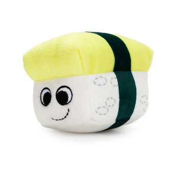 "Tammy Tamago Yummy World 4"" Plush by Heidi Kenny x Kidrobot"