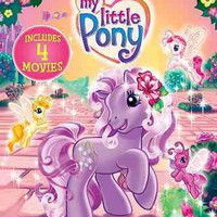 My Little Pony-Classic Movie Collection (Dvd) (2Discs/Ff/1.33: 1)