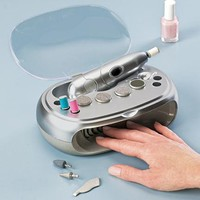 Nail Care Kit with Nail Dryer @ Fresh Finds