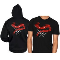 Raphael mask and weapon Raphael tmnt Raphael teenage mutant ninja turtles hoodie and shirt