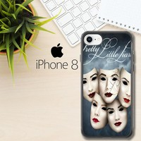 Pretty Little Liars Poster Z1038 iPhone 8 Case