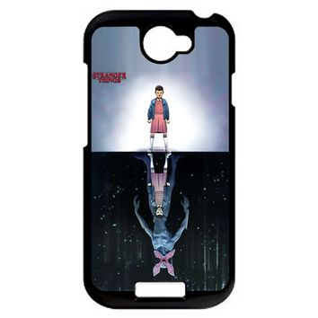 Stranger Things Eleven 2 1 HTC One S Case
