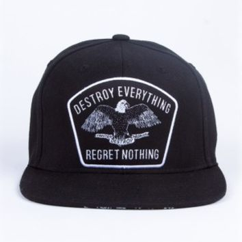 Destroy Everything Snapback