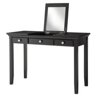 Threshold™ Avington Vanity Table - Black