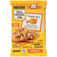 Nestle Toll House Pumpkin Spice Cookie Dough, 16 oz - Walmart.com
