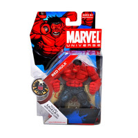 Red Hulk Marvel Universe Series #28 Action Figure