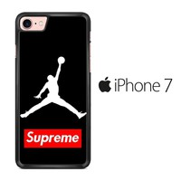 Supreme Air Jordan iPhone 7 Case