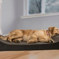 Dog Bed Orthopedic Contoured Pet Bed Lounger