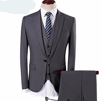 White Suits for Wedding Costume Home Slim Fit Burgundy Groom Suit