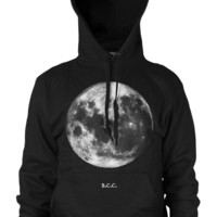 Reality - Hooded Pullover Sweater | Black Craft