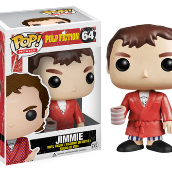 Funko POP Jimmie 64 Pulp Fiction Funko POP! Movies Vinyl Figure
