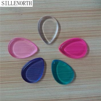 Water Drop-Shaped Silicone Sponge Blender