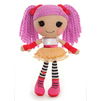 Lalaloopsy Super Silly Party Crochet Doll - Peanut Big Top