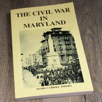 The Civil War in Maryland / Book