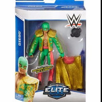 WWE Elite Series 35 Diego