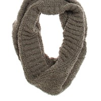 Neff Lexington Infinity Scarf Hood - Womens Scarves - Gray - One
