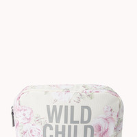 Large Wild Child Makeup Case